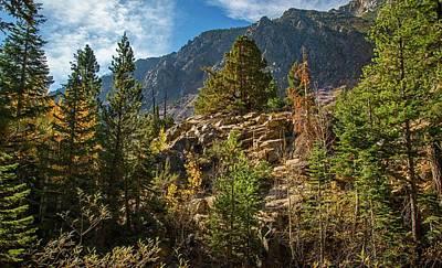 Photograph - High In The High Sierra by Lynn Bauer