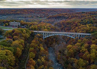 Photograph - High Level Bridge II by Tim Fitzwater