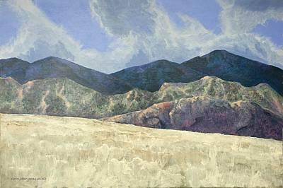 High Meadow Art Print