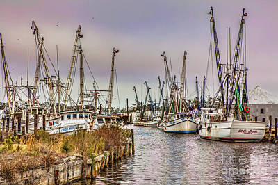 Photograph - High Noon Fishing On The Outer Banks by Dan Carmichael