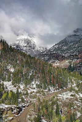 Photograph - High Peaks Adventure by Leda Robertson