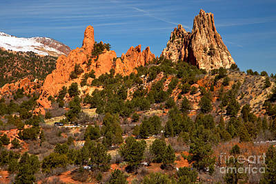 Photograph - High Point Rock Towers by Adam Jewell