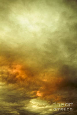 Photograph - High Pressure Skyline by Jorgo Photography - Wall Art Gallery