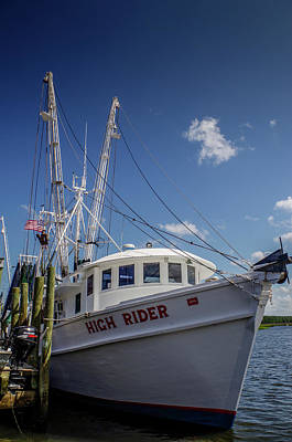 Photograph - High Rider by Gerald Monaco