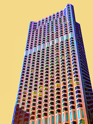 Photograph - High Rise by Dominic Piperata
