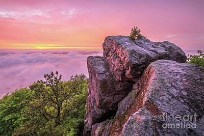 Photograph - High Rock  by Anthony Heflin