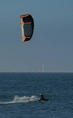 Photograph - High Sailing by Michael Gordon