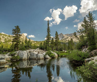 Photograph - High Sierra by Martin Gollery