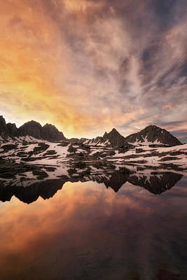 Photograph - High Sierras by Nicki Frates