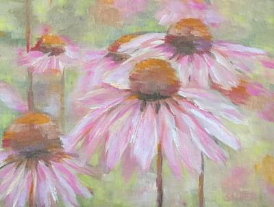 Painting - High Summer by Kathy Stiber