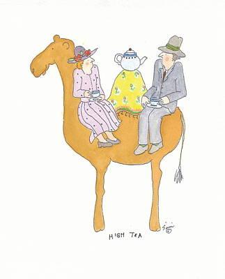 High Tea Original by Simi Berman