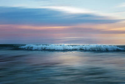 Photograph - High Tide Dreamscape by Debra and Dave Vanderlaan