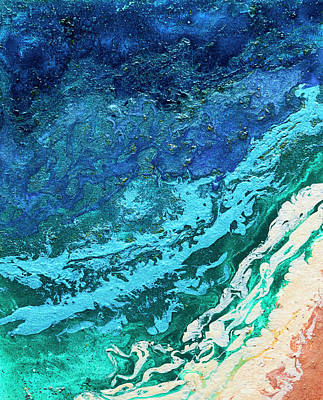 Painting - High Tide by Patricia Beebe