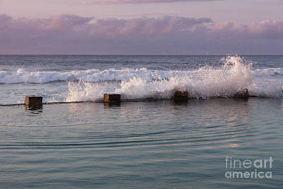 Wall Art - Photograph - High Tide by Pippa Dini