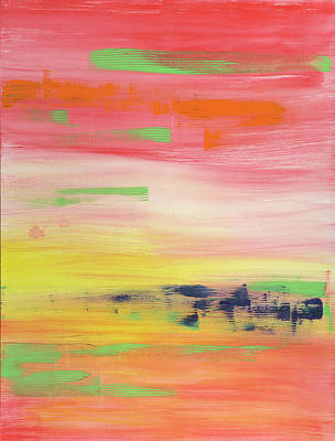 Painting - High Vibration 1 by Angela Bushman