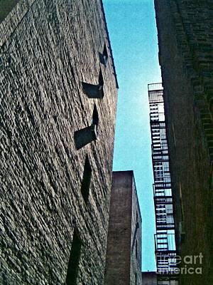 Photograph - High Walls by Sarah Loft