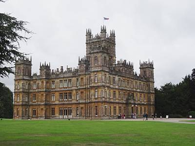 Photograph - Highclere Castle by Karen Jane Jones