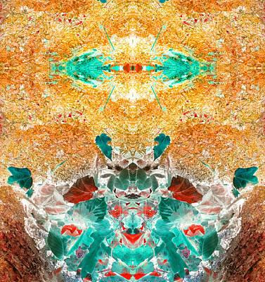 Digital Art - Higher Self by Melissa Szalkowski
