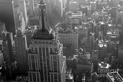 Photograph - Higher Than Empire State by Wilko Van de Kamp