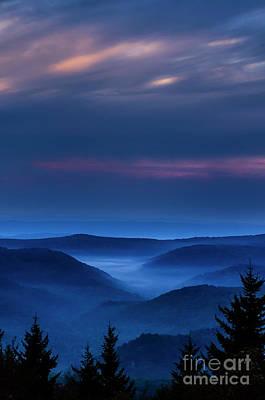 Photograph - Highland Autumn Equinox Dawn by Thomas R Fletcher