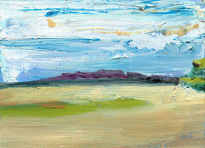 Painting - Highland Horizons by Eleanore Ditchburn