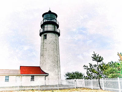 Photograph - Highland Lighthouse Cape Cod by Marianne Campolongo