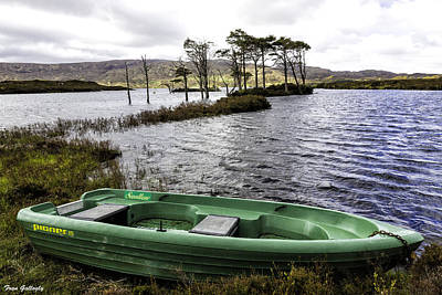 Photograph - Highland Loch by Fran Gallogly