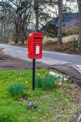 Photograph - Highland Mail by Diane Macdonald