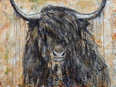 Painting - Highlander by Jennifer Godshalk