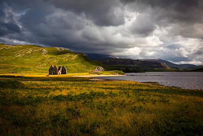 Photograph - Highlands by Avril Christophe