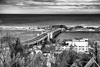 Photograph - Highlands Bridge by John Rizzuto