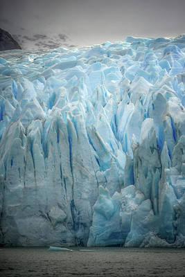 Highlighter Ice Art Print