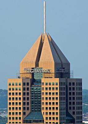 Photograph - Highmark Building by Frozen in Time Fine Art Photography
