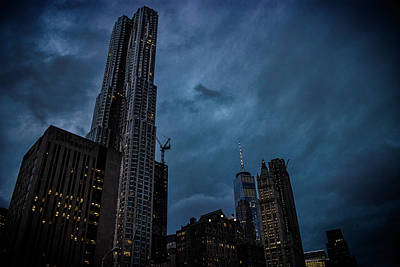 Cities Royalty-Free and Rights-Managed Images - Highrise by Martin Newman