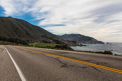 Photograph - Highway 1 Pacific Coast Highway by John McGraw
