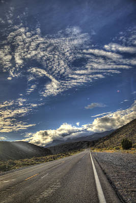 Photograph - Highway 157 by Robert Melvin