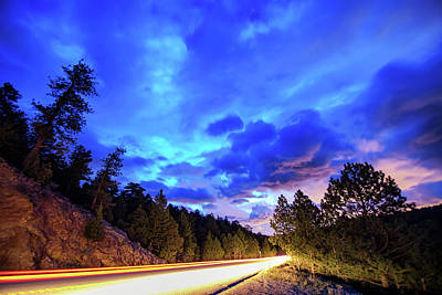 Photograph - Highway 7 To Heaven by James BO Insogna