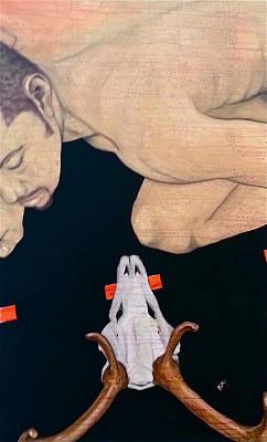 Atkinsky Painting - Highway by Judith Sturm