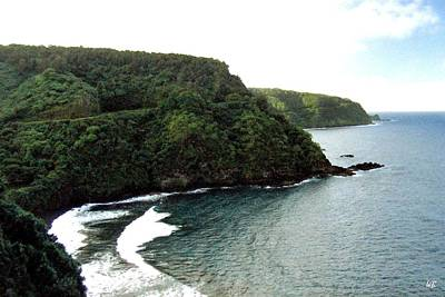 Photograph - Highway To Hana by Will Borden
