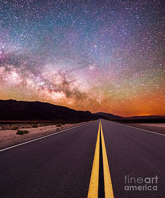 Photograph - Highway To Heaven by Jim DeLillo