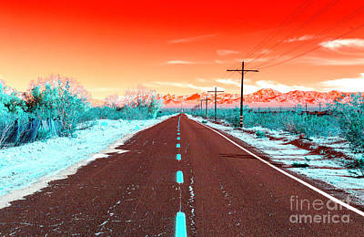 Photograph - Highway To Hell Pop Art by John Rizzuto