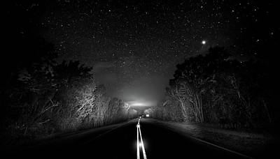 Milky Way Photograph - Highway To The Stars II by Mark Andrew Thomas