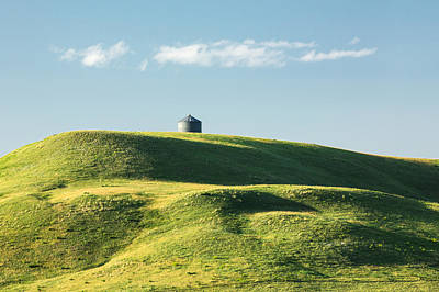 Photograph - Highwood Bin by Todd Klassy