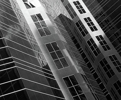 Photograph - Higrise Windows by David Pantuso