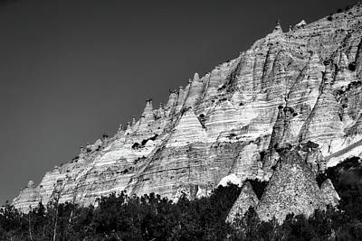 Photograph - Hiking At Tent Rocks - New Mexico #2 by Stuart Litoff
