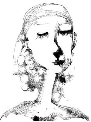 Hilda Art Print