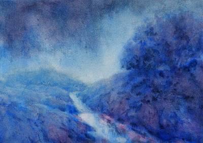 Hill Country Storm, No. 1 Original