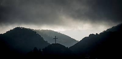 Photograph - Hill Cross by Jonas Sundberg