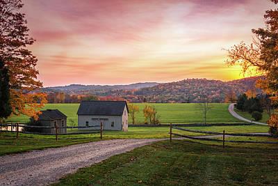 Photograph - Hill Of Dreams by Kim Carpentier