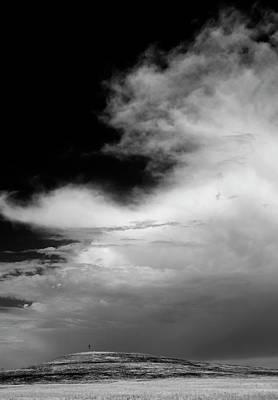 Photograph - Hill Top Cross by Brian Duram